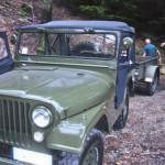 La jeep del Franchino