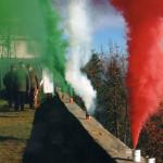 Ora e sempre.......il Tricolore