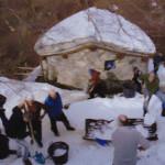 approvigionamento materiale refrigerante....neve