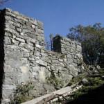 il muro della casa incomincia a prendere ... forma