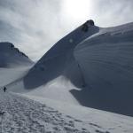 Colle del Lys - ascesa al Monte Rosa