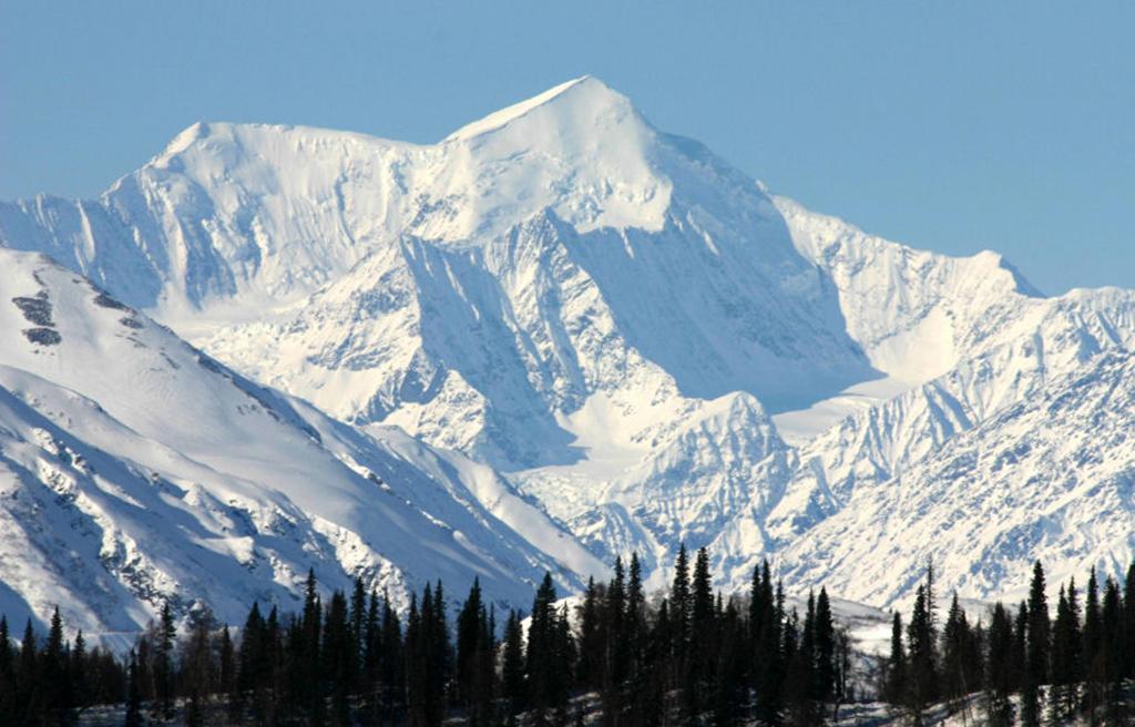 McKinley la vetta più alta del Nord America