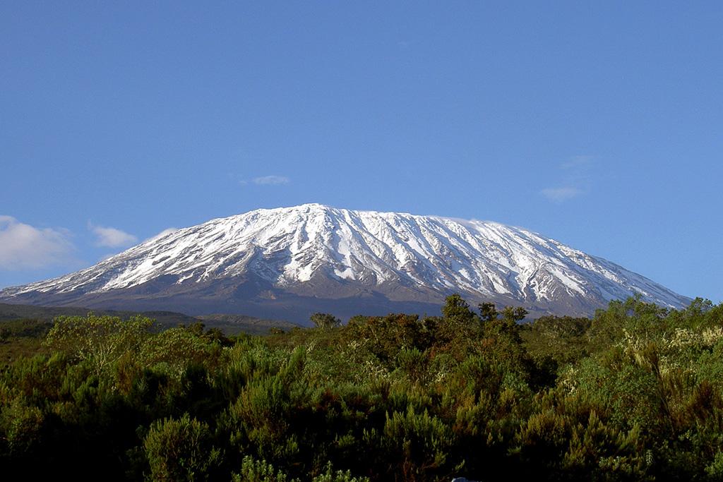 Kilimangiaro - la vetta più alta dell'Africa