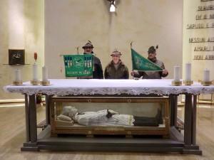 6 febb. Milano 58° ann. morte Beato Don Gnocchi